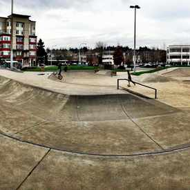 Photo of Skatepark By Redmond TC