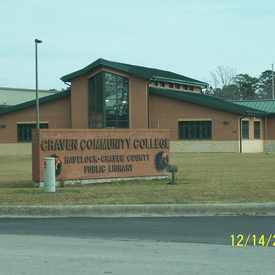 Photo of Havelock-Craven County Public Library
