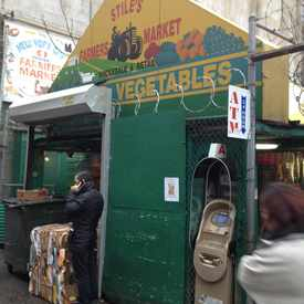 Photo of Stiles Farmers Market Inc in Columbus Circle