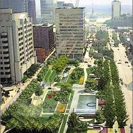 Photo of City Garden in Downtown