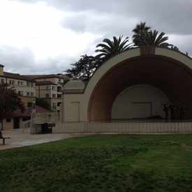Photo of Pasadena Memorial Park in West Central