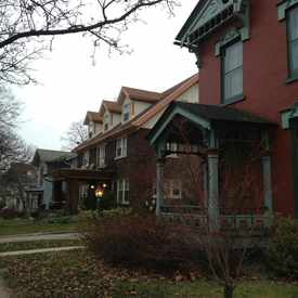 Photo of Kalamazoo Historic District in CBD