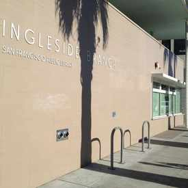 Photo of Ingleside Branch Library in Ingleside