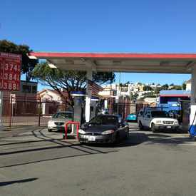 Photo of Ocean Avenue Service Station in Westwood Park