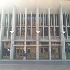 Photo of Meany Hall for the Performing Arts in University District