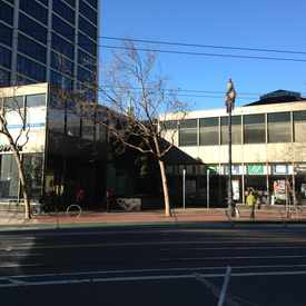 Photo of Fox Plaza Shopping Center in Tenderloin