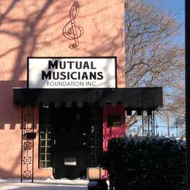 Photo of Mutual Musicians Foundation in Wendell Phillips