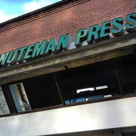 Photo of Minuteman Press in Belltown