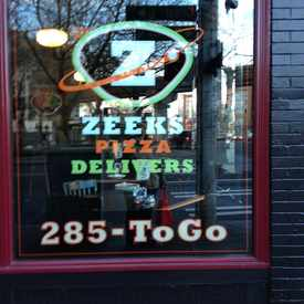 Photo of Zeeks Pizza in South Lake Union