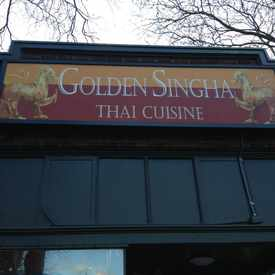 Photo of Golden Signha Thai Cuisine in Belltown