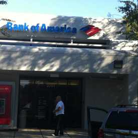 Photo of Bank of America in Mariners Village
