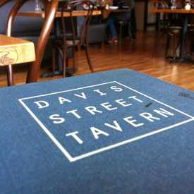 Photo of Davis Street Tavern in Old Town/Chinatown