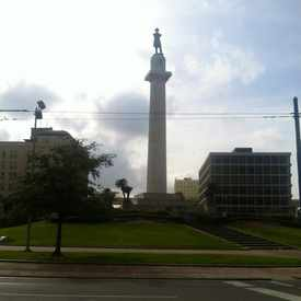 Photo of Lee Circle  in Central Business District