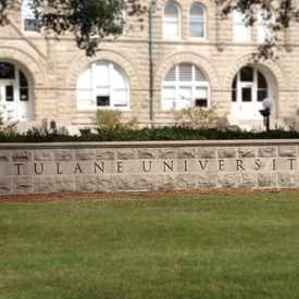 Photo of Tulane University in Audubon