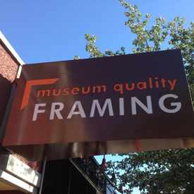 Photo of Museum Quality Framing in East Queen Anne