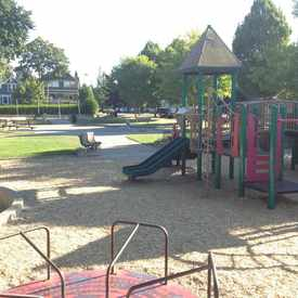 Photo of East Queen Anne Playfield in East Queen Anne