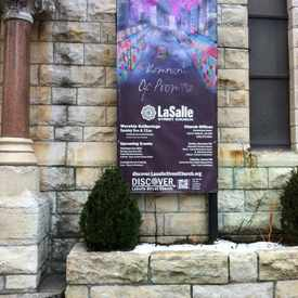 Photo of Lasalle Street Church in Near North