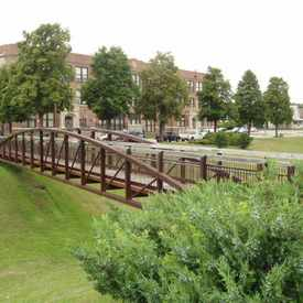 Photo of The Campus Basin in Holland