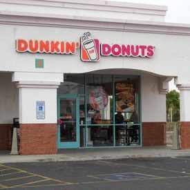 Photo of Dunken Donuts in North Mountain