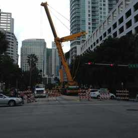 Photo of Brickell Bay Drive in Brickell