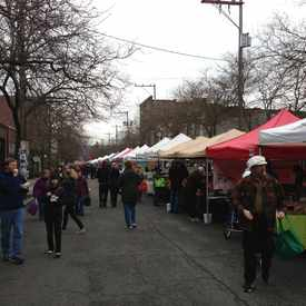 Photo of Ballard Sunday Farmers Market in Ballard