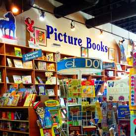 Photo of A Childrens Place Bookstore in Cully