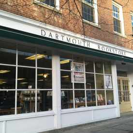Photo of Dartmouth Bookstore
