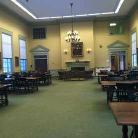 Photo of Dartmouth College Library