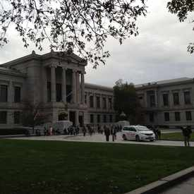 Photo of Museum of Fine Arts - Outbound in Mission Hill