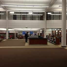 Photo of Farmington Hills Library