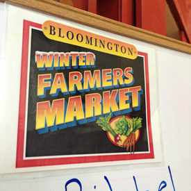 Photo of Winter Farmers Market @ Harmony School