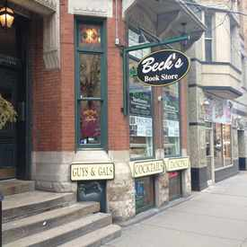 Photo of Beck's Book Store in Near North