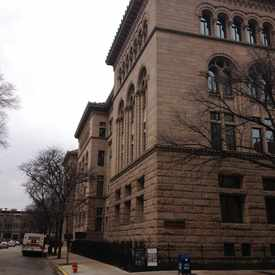 Photo of Newberry Library in Near North