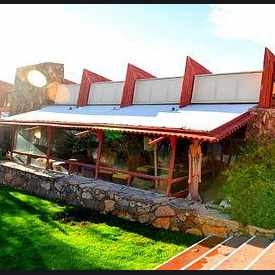 Photo of Taliesin West in North Scottsdale