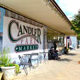 Photo of Candler Park Market in Lake Claire
