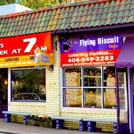 Photo of The Flying Biscuit Cafe - Candler Park in Lake Claire