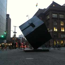 Photo of Astor Place Cube in East Village