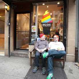 Photo of Big Gay Ice Cream Shop in East Village