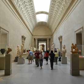 Photo of Metropolitan Museum of Art in Central Park