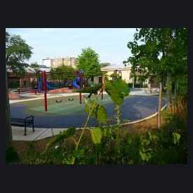 Photo of Commercial Park in East Ukrainian Village