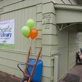 Photo of NE Seattle Tool Library in Wedgwood