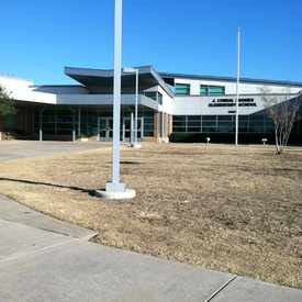 Photo of J Lyndal Hughes Elementary School in Far North