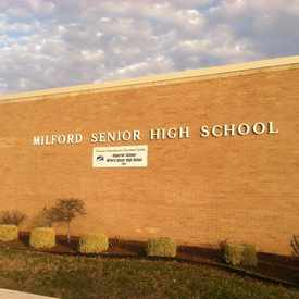 Photo of Milford Senior High School