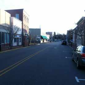 Photo of South Walnut Street