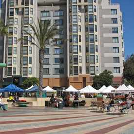 Photo of Fillmore Farmers Market in Western Addition