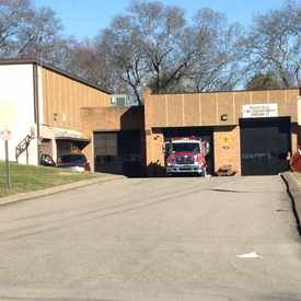 Photo of Nashville Fire Department Station