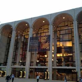 Photo of Lincoln Center in Upper West Side