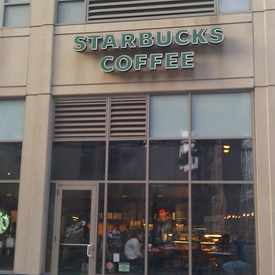 Photo of Starbucks in Fulton River District