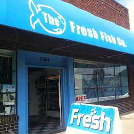 Photo of The Fresh Fish Co, Seattle in Loyal Heights