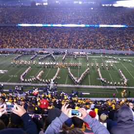 Photo of Milan Puskar Stadium